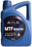Масло трансмиссионное HYUNDAI/KIA Transmission Oil минеральное 80W90