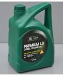 Масло HYUNDAI/KIA Premium LS Diesel 5W30 моторное полусинтетическое