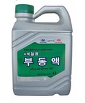 Антифриз HYUNDAI/KIA Coolant концентрат зеленый