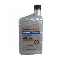 Масло HONDA MOTOR OIL 0W20 моторное синтетическое