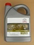 Масло трансмиссионное TOYOTA TYPE T-IV синтетическое красный