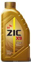 Масло ZIC X9 FE 5W30 моторное синтетическое