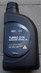 Масло HYUNDAI/KIA Turbo SYN A5 5W30 моторное синтетическое