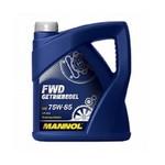 Масло трансмиссионное MANNOL FWD GL-4 полусинтетическое 75W85