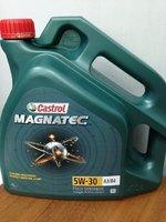 Масло CASTROL Magnatec A3/B4 5W30 моторное синтетическое