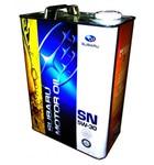 Масло SUBARU MOTOR OIL SN 5W30 моторное синтетическое