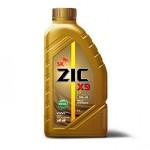 Масло ZIC X9 LS DIESEL 5W40 моторное синтетическое