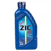 Масло ZIC X5 10W40 моторное полусинтетическое