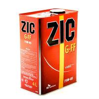 Масло трансмиссионное ZIC G-FF GL-4 синтетическое 75W85