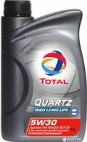Масло Total QUARTZ INEO LONG LIFE 5W30 моторное синтетическое