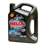 Масло SHELL Helix Diesel Ultra L 5W40 моторное синтетическое
