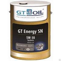 Масло GT OIL Energy SN 5W-30 моторное синтетическое