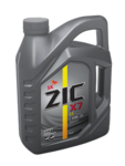 Масло ZIC X7 LS 10W30 моторное синтетическое