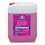 Антифриз AGA Z-40 готовый -40C красный