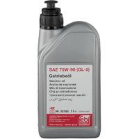 Масло трансмиссионное FEBI Gear box Oil синтетическое 75W80