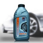 Жидкость тормозная Промпэк Extra DOT4