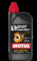 Масло трансмиссионное Motul Gear FF Competition 75W140