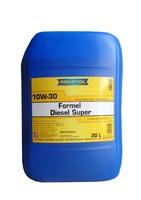 Масло Ravenol Formel Diesel Super 10W-30 моторное минеральное