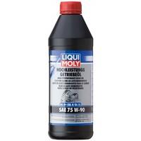Масло трансмиссионное LIQUI MOLY Hochleistungs-Getriebeoil GL-5 синтетическое 75W90
