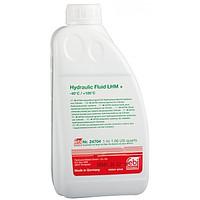 Жидкость гидроусилителя FEBI Hydraulic fluid LHM plus -40 +100 зеленый