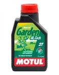 Масло Motul Garden 2T Hi-Tech моторное 2T