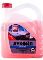 Жидкость омывателя зимняя Лукойл Без Метанола готовый -25C