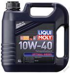 Масло LIQUI MOLY Optimal Diesel 10W40 моторное полусинтетическое