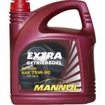 Масло трансмиссионное MANNOL Extra GL-5 синтетическое 75W90