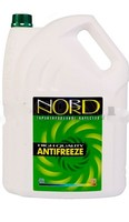 Антифриз NORD High Quality Antifreeze готовый -40C зеленый