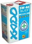 Масло XADO Revitalizant SL/CF 5W40 моторное синтетическое