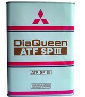 Масло трансмиссионное MITSUBISHI Dia Queen ATF SP-3