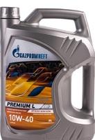 Масло Gazpromneft Premium L 10W40 моторное полусинтетическое