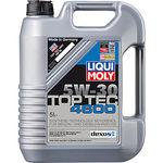 Масло LIQUI MOLY Top Tec 4600 5W30 моторное синтетическое