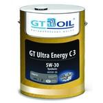 Масло GT OIL Ultra Energy C3 5W-30 моторное синтетическое