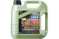 Масло LIQUI MOLY Molygen New Generation 5W30 моторное синтетическое