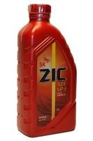 Масло трансмиссионное ZIC ATF SP-3 синтетическое