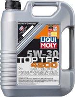 Масло LIQUI MOLY Top Tec 4200 5W30 моторное синтетическое
