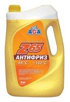 Антифриз AGA Z-65 готовый -65C желтый