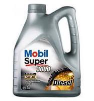 Масло MOBIL Super Diesel 3000 Х1 5W40 моторное синтетическое