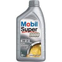 Масло MOBIL Super 3000 Formula LD 0W30 моторное синтетическое