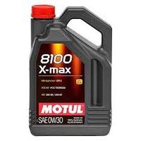 Масло Motul 8100 X-max 0W30 моторное синтетическое