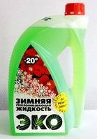 Жидкость стеклоомывающая зимняя NORD ЭКО готовый -20C