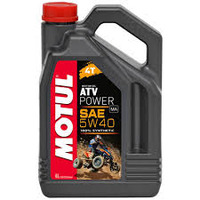 Масло Motul ATV Power 4T 5W40 моторное 4T