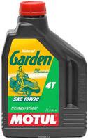 Масло Motul Garden минеральное 10W30 моторное 4T