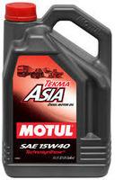 Масло Motul Tekma ASIA 15W40 моторное синтетическое