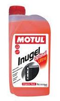 Антифриз Motul Inugel Optimal Ultra готовый -35C красный