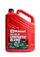 Масло MOTORCRAFT Synthetic Blend 5W20 моторное полусинтетическое