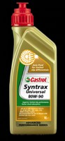 Масло трансмиссионное CASTROL Syntrax Universal Plus синтетическое 80W90