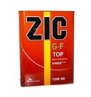 Масло трансмиссионное ZIC G-F TOP синтетическое 75W90