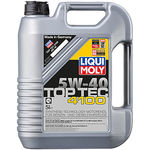 Масло LIQUI MOLY Top Tec 4100 5W40 моторное синтетическое